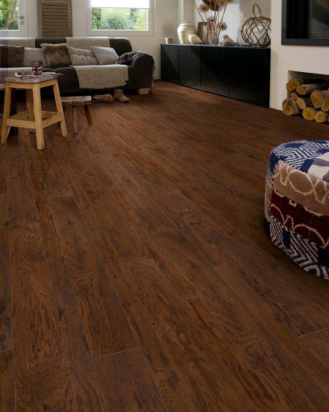 Laminate floor ivc us tarkett armstrong inhaus flooring for Laminate tarkett